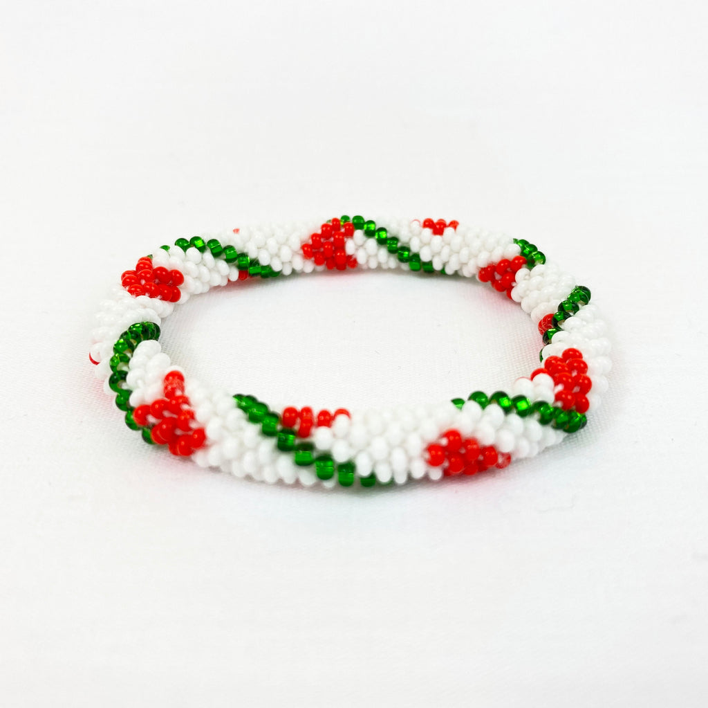jingle bells kids bracelet