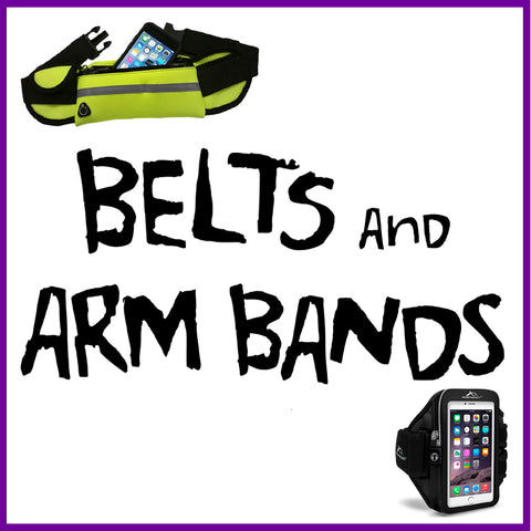 Belts & Armbands