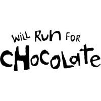 Will Run For Chocolate