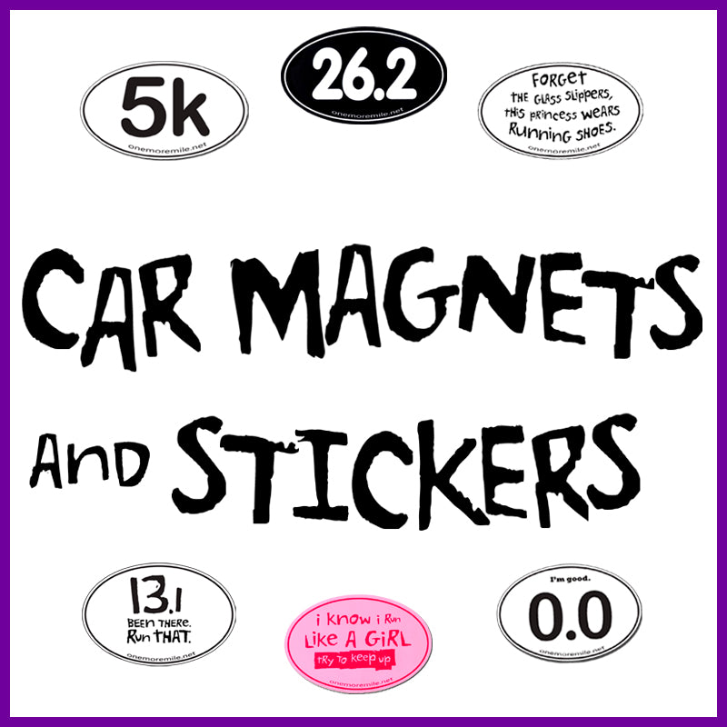 Magnets & Stickers