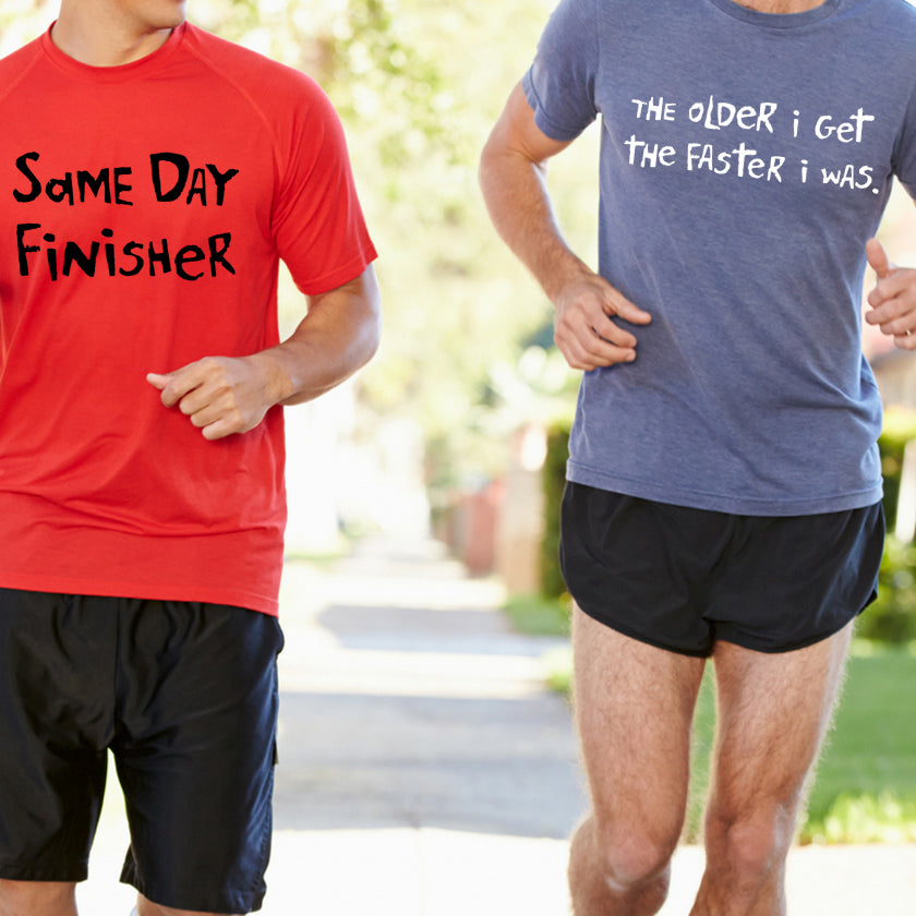 50ee0fd76 OMM: Running Shirts, Funny Slogans, Race Gear, Apparel & More!