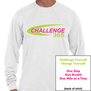 Coach Jenny's Challenge 2019 Men's Sports Tech Long Sleeve Crew