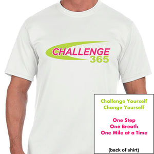 Coach Jenny's Challenge 2019 Men's Sports Tech Short Sleeve Crew