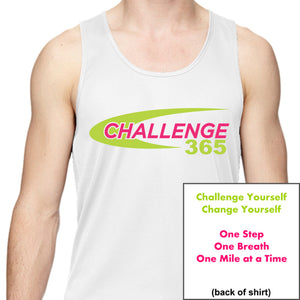 Coach Jenny's Challenge 2019 Men's Sports Tech Tank