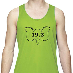 "Men's Sports Tech Tank - ""19.3  What A Dumbo!"""