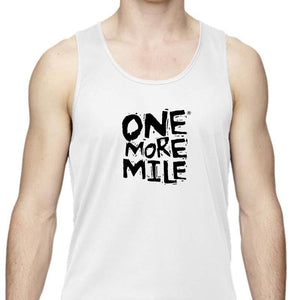 "Men's Sports Tech Tank - ""Dear God: Please Let There Be Someone Behind Me To Read This"""