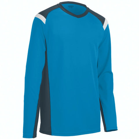 "Mens ""Surge"" Wicking Long Sleeve Jersey"