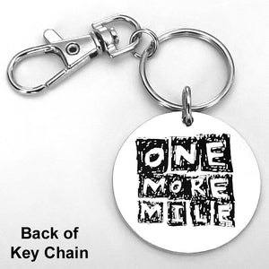 Back of Keychain