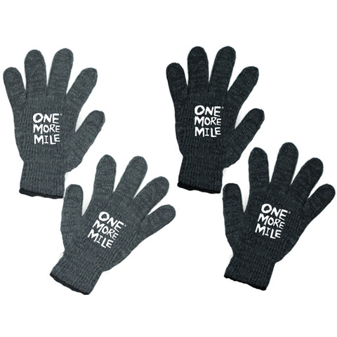 Poly Cotton Running Gloves - 2 Pair - Promo - Limit 1 Set Per Order