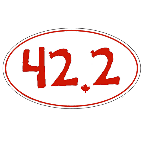 "Car Magnet ""42.2"""