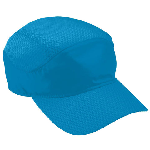 Embroidered Sports Tech Mesh Marathon Cap