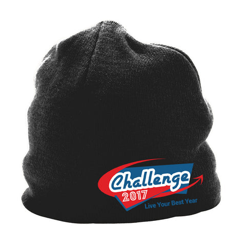 Coach Jenny's Challenge 2017 Chill Out Beanie