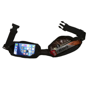 Dual Pocket Running Belt #680