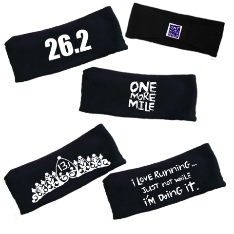 MicroFleece Headbands