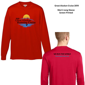 Coach Jenny's GARC 2019 Men's Sports Tech Long Sleeve Crew