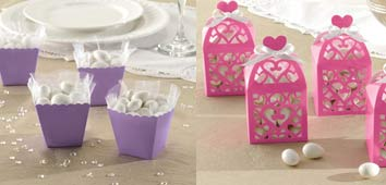 Party Favour Boxes