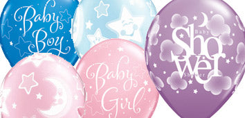 Baby Latex Balloons
