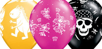 Childrens Latex Balloons