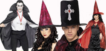 Halloween Hats & Capes