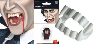 Halloween Teeth And Fangs