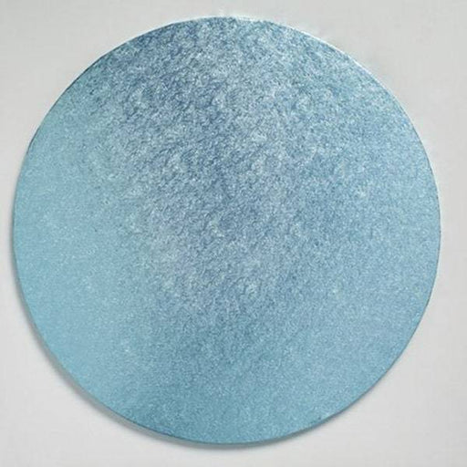 10 inch Light Blue Round Cake Board