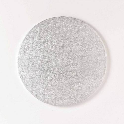 "10"" Round Embossed Cakeboard"