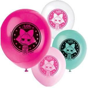 "12"" L.O.L Surprise Latex Balloons"