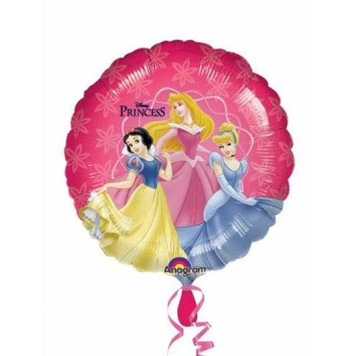 18 Inch Disney Princesses Foil Balloon