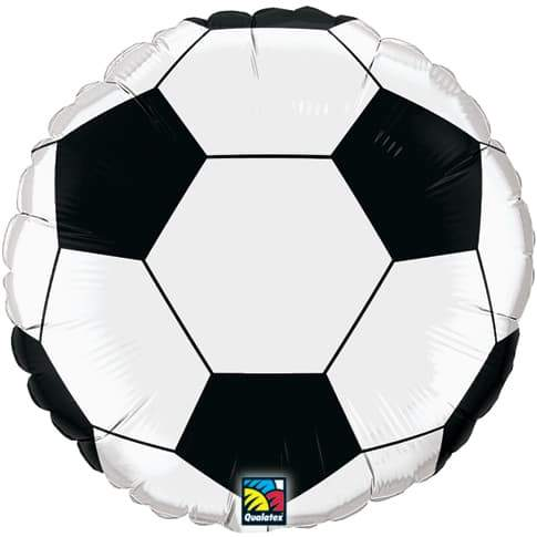 18 Inch Football Foil Balloons