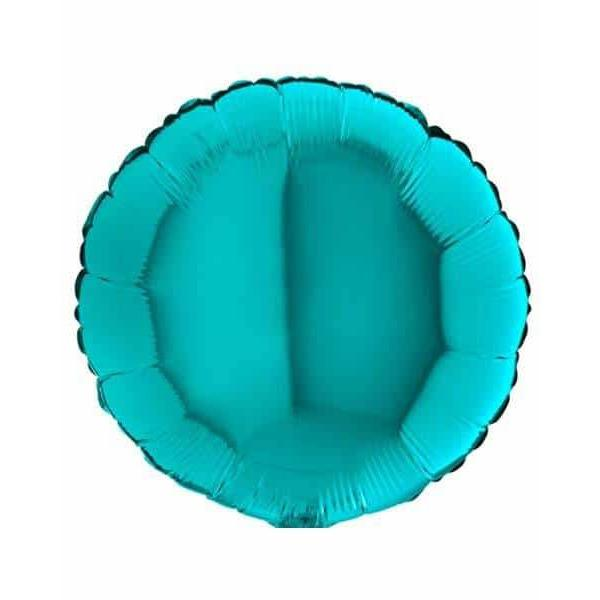 "18"" Tiffany Round Foil Balloon"