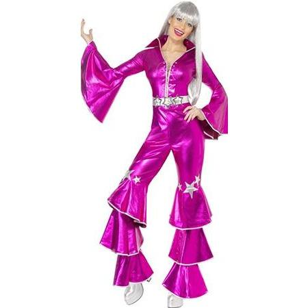 1970s Dancing Dream Fancy Dress Costume