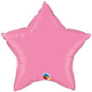 "20"" Rose Star Foil Balloon"