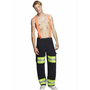 Fever Male Firefighter Costume