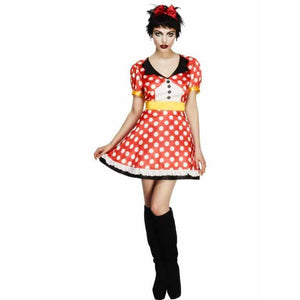 Fever Miss Mouse Costume - mypartymonsterstore