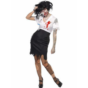 Zombie Work To Death Costume - mypartymonsterstore