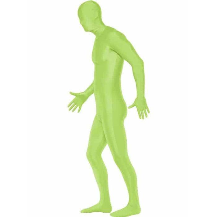 Green Second Skin Suit