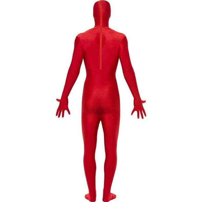 Red Second Skin Suit