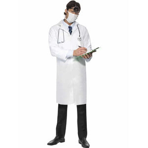 Doctor's Costume - mypartymonsterstore