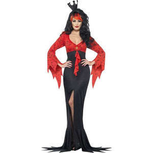Evil Queen Halloween Costume - mypartymonsterstore