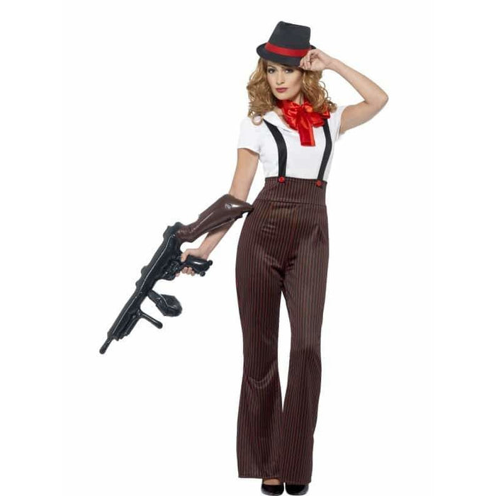 Glam Gangster Costume