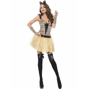 Fever Kitten Gleam Costume