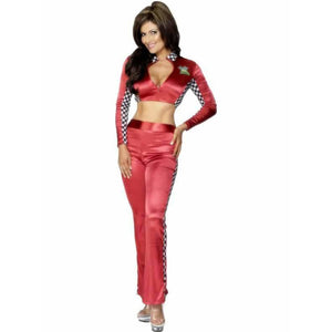 Fever Racing Girl Costume