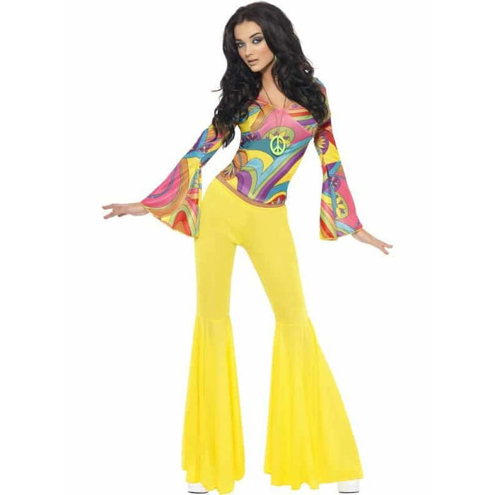 Fever 70'S Groovy Babe Costume
