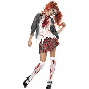Zombie School Girl Costumes - mypartymonsterstore