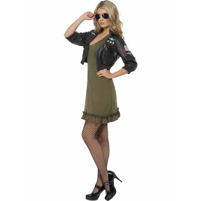 Sexy Top Gun Costume