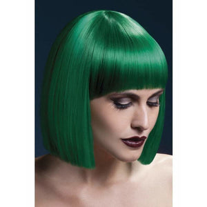 Fever Green Lola Wig