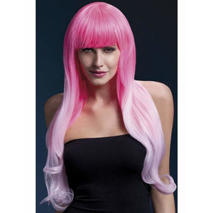 Fever Pink Emily Wig - mypartymonsterstore
