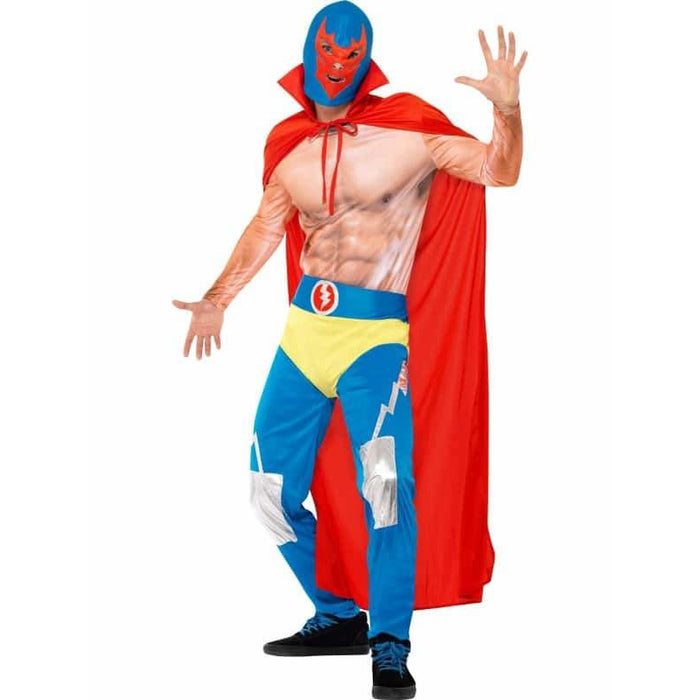 Mexican Wrestler Costume