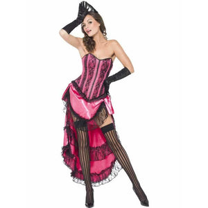 Fever Boutique Can Can Diva Costume