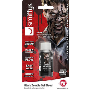 Zombie Gel Blood - mypartymonsterstore